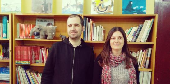 Escola Joaquim Ruyra |Tiching