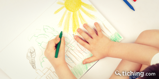 Dibujo infantil |Tiching