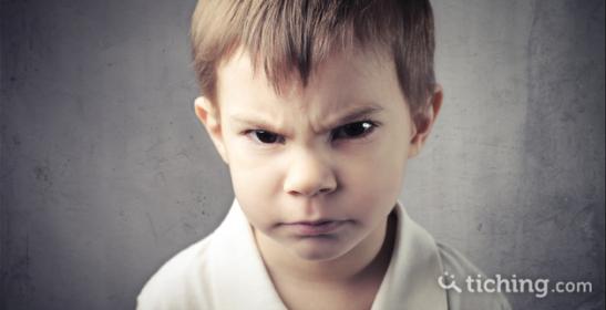 Agresividad en niños |Tiching