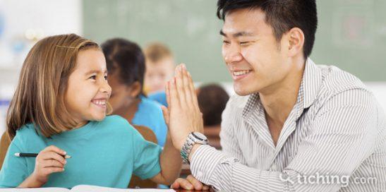 cambio de paradigma para la escuela del siglo XXI -Tiching