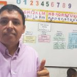 """Carlos Carmona: """"Formamos seres humanos pacíficos, solidarios e  inquietos por el conocimiento"""""""
