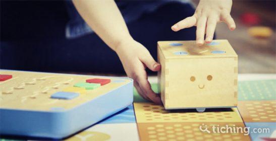 Programar antes de los 6 años con Cubetto