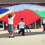 Patios inclusivos: ¡educando en todos los espacios de la escuela!