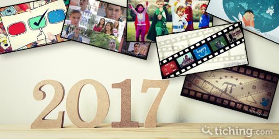 Lo mejor del 2017 |Tiching