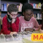 Robots que ayudan a niños y niñas a salir de la pobreza