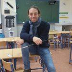 """Xuxo Ruiz: """"La magia de la educación es sacar lo mejor de cada niño"""""""