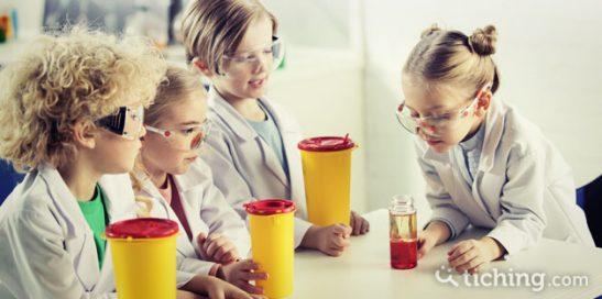 Ciencia Escuela