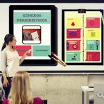 Genially, Canva, Slides… posibilidades de diseño y creación