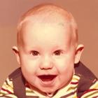 Imagen del autor de la entrevista, Chad McGehee de pequeño