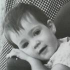 Imagen: Coral Elizondo de pequeña