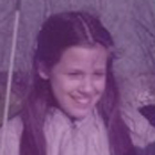 Deanna Mason de pequeña