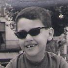 Xavier Durán de pequeño