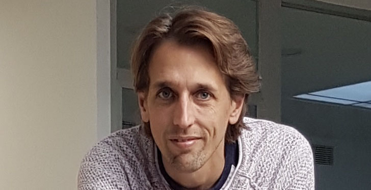 Christopher Pommerening de adulto