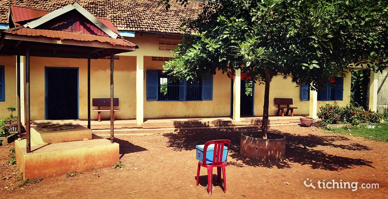 Las escuelas rurales: imagen de una escuela rural