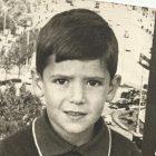 Imagen Emilio Ruiz de pequeño
