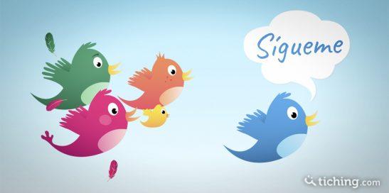 Más de 30 cuentas de docentes en Twitter