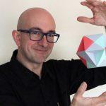 """Fernando Blasco: """"Visibilizar las matemáticas en todas sus expresiones las hace más interesantes y accesibles"""""""