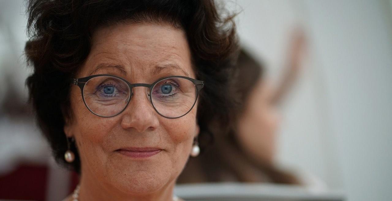 Fotografía actual de Helga Holtkamp