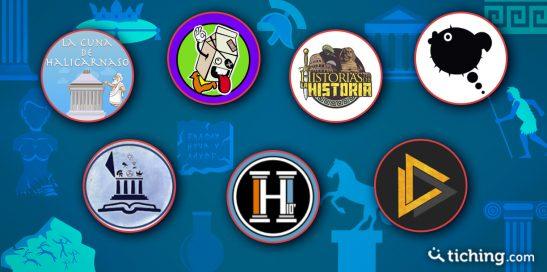 Canales de Youtube para aprender historia