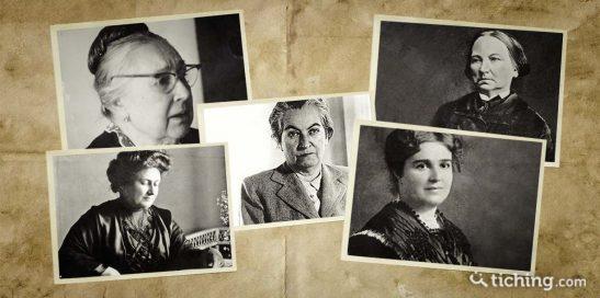 maestras que marcaron la historia de la educación.