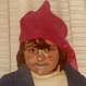 Silvia Garrido de pequeña