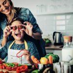 Cómo ayuda la alimentación en el aprendizaje de los niños