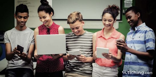 Beneficios e inconvenientes de las redes sociales en el aula