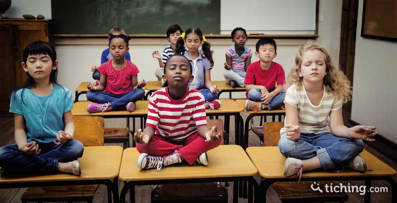 Yoga en el aula