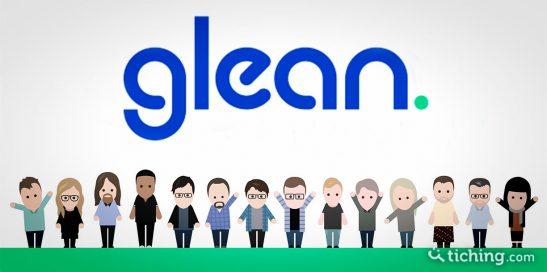 Logo de Glean