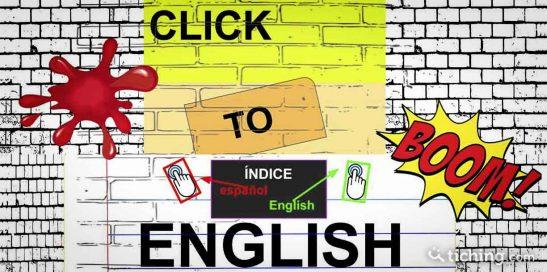 Portada de Click to English