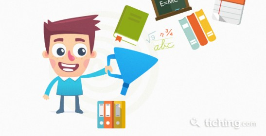 Curacion de contenidos | Tiching