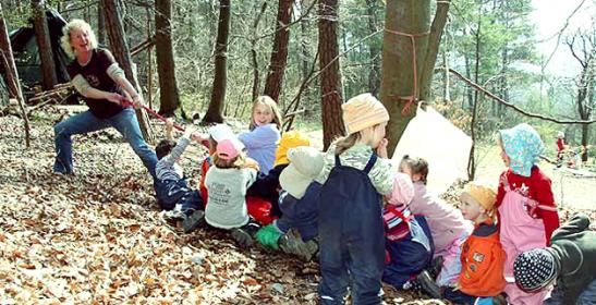 Conoce las bosque escuelas! | El Blog de Educación y TIC