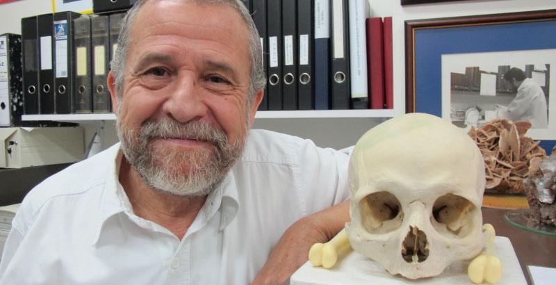 Francisco Mora adulto