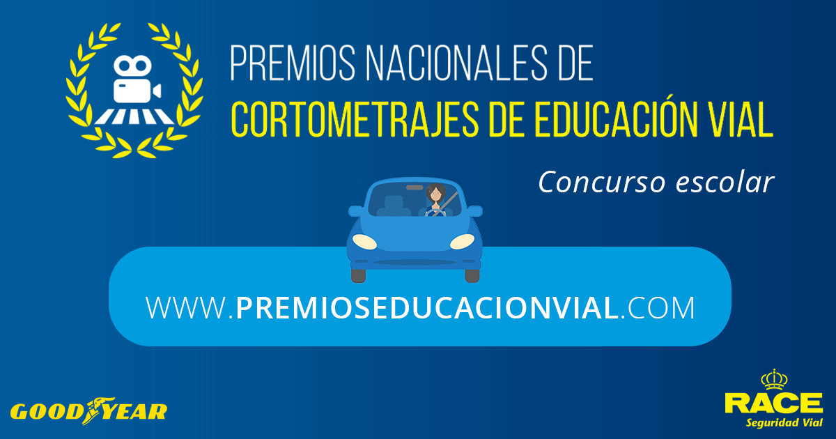 Premios educación vial 2019